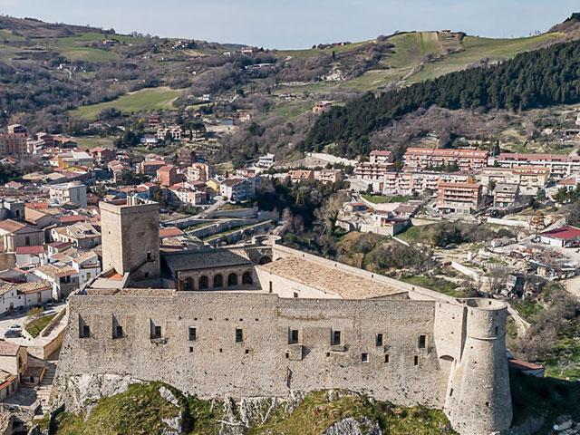 Castello Normanno-Svevo-Angioino