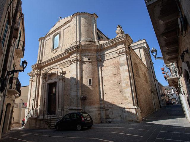 Chiesa madre del SS. Salvatore