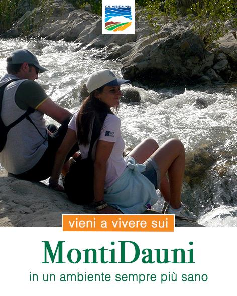 MontiDauni: in un ambiente sempre più sano