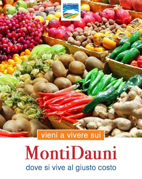 MontiDauni: dove si vive al giusto costo