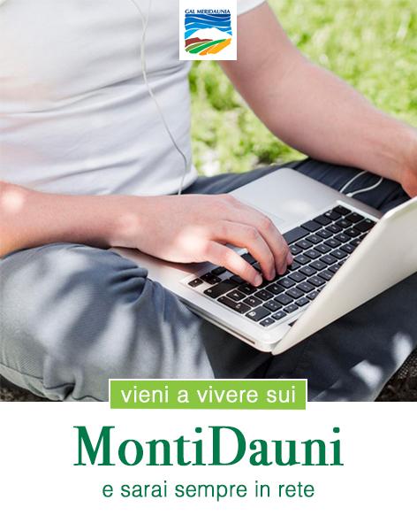 MontiDauni: e sarai sempre in rete